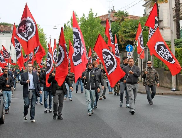 Tudi na Goriškem protest zoper sobotni shod skrajnih desničarjev v Trstu