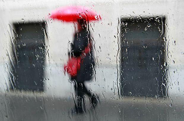Padavine se bodo proti jutru nekoliko okrepile
