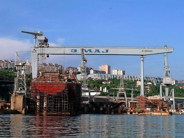 Italijanski Fincantieri potrdil interes za prevzem reške ladjedelnice 3. maj