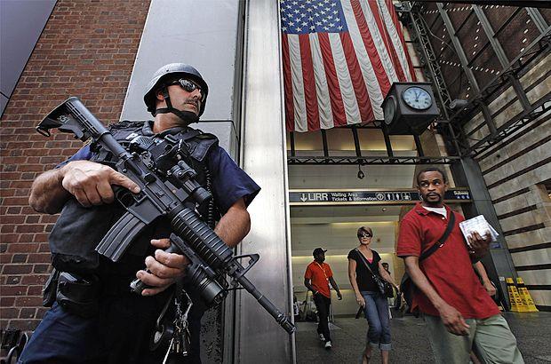 Poskus terorističnega napada v New Yorku