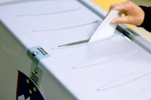 Do 16. ure 30,45-odstotna volilna udeležba