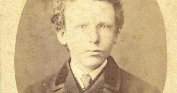 Portret 13-letnega Vincenta Van Gogha je v resnici portret brata Thea