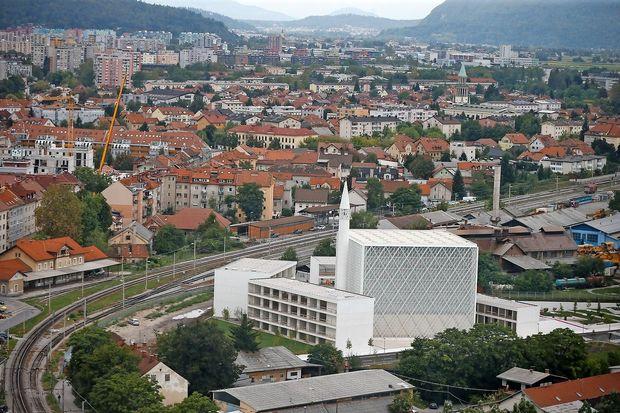 Za islamski kulturni center bi potrebovali še okoli 13 milijonov evrov
