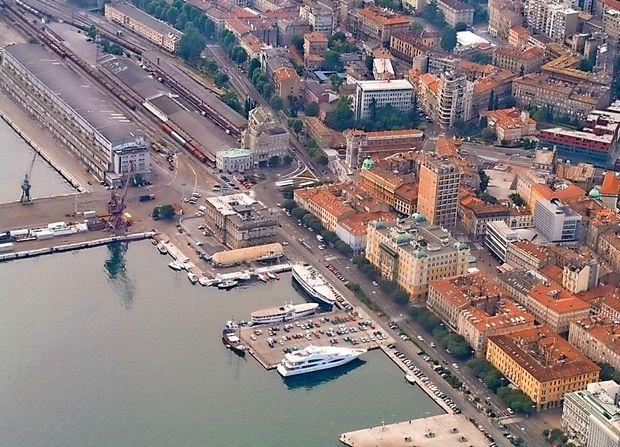Napovedana pritožba na zmago SŽ na razpisu za kontejnerski terminal na Reki