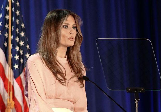 Melania Trump ne potrebuje nasvetov Michelle Obama