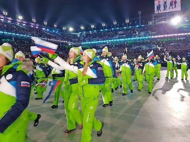 Olimpijske igre so odprte!