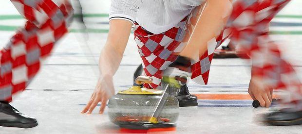Ruski igralec curlinga naj bi padel na dveh zaporednih dopinških testih