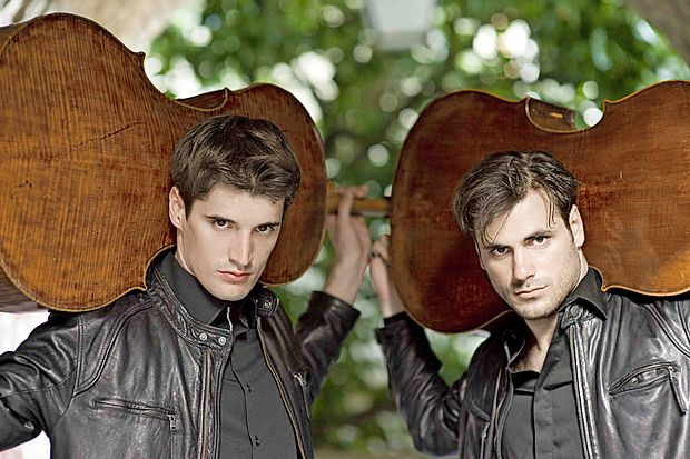 2Cellos - tretji album