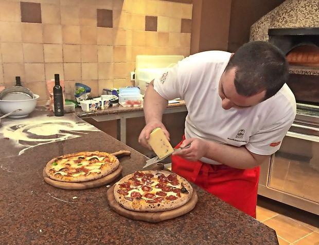 Najboljšo pico na Hrvaškem pečejo v Vodnjanu