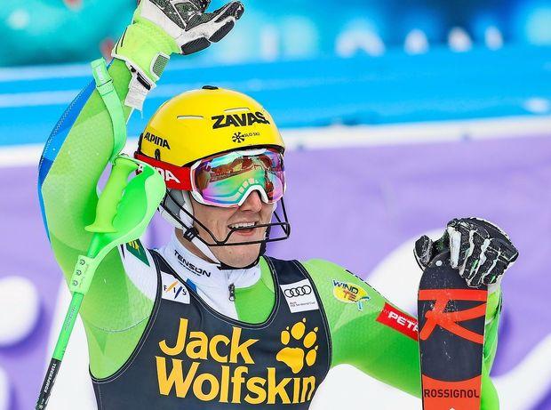 Noel preprečil dvojno avstrijsko zmago v Wengnu, Hadalin 14.