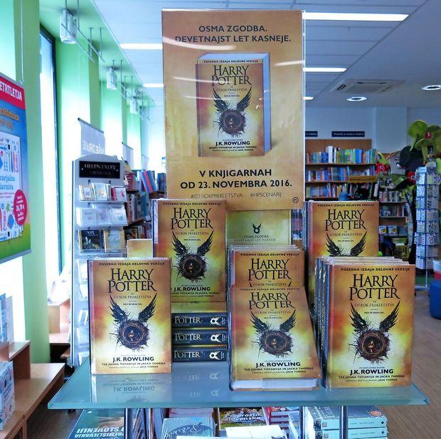 Na Poljskem pri cerkvi sežgali knjige o Harryju Potterju