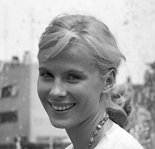 Poslovila se je ena najljubših Bergmanovih igralk Bibi Andersson