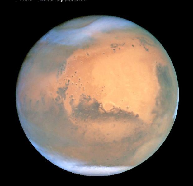 Nasina sonda domnevno prvič zaznala potres na Marsu