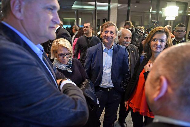 Erjavec: Vesel sem Pahorjeve zmage, novih obrazov ne potrebujemo