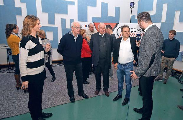 Osebnosti Primorske na spoznavnem srečanju