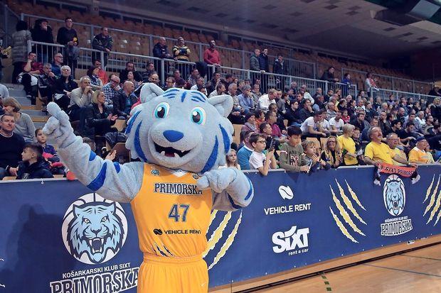 Sixt Primorska izgubila proti Helios Suns