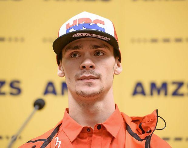 Tim Gajser zmagovalec dirke za VN Portugalske