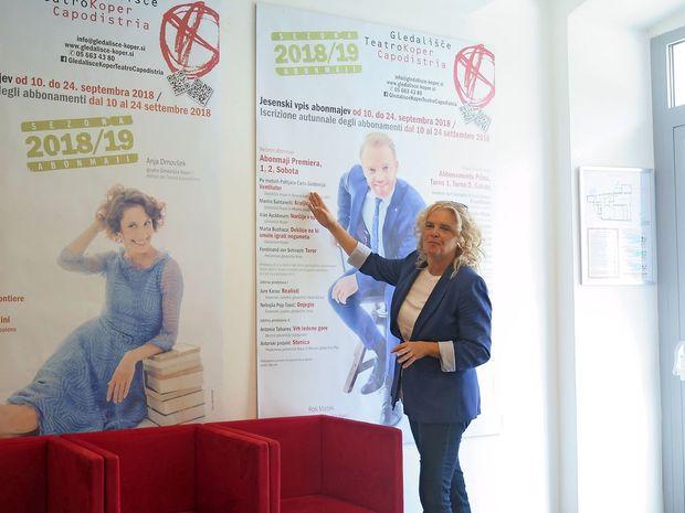 Koprsko gledališče v novi sezoni s petimi predstavami