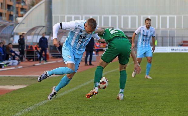 Gorica - Olimpija 1:3 (1:1)