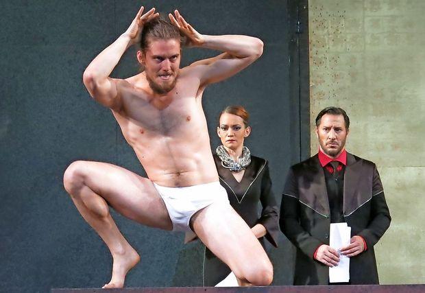 Hamlet, Cankar, Laibach