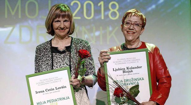 """Irena Cetin-Lovšin in Ljubica Kolander Bizjak: """"To ni le poklic. Je način življenja!"""""""
