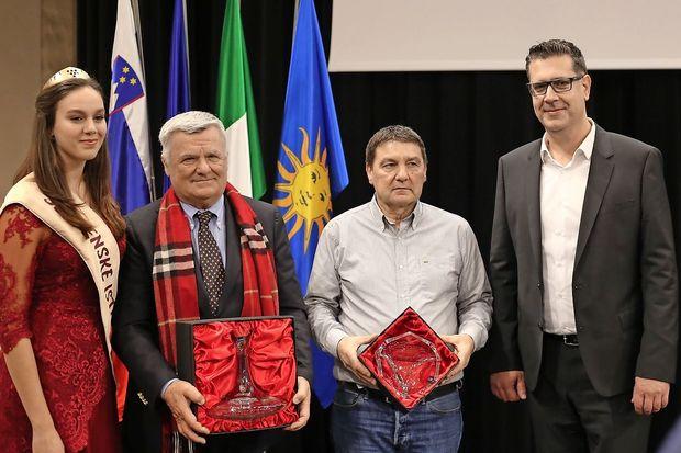 Santomas in Janko Bočaj gresta iz Kopra v svet