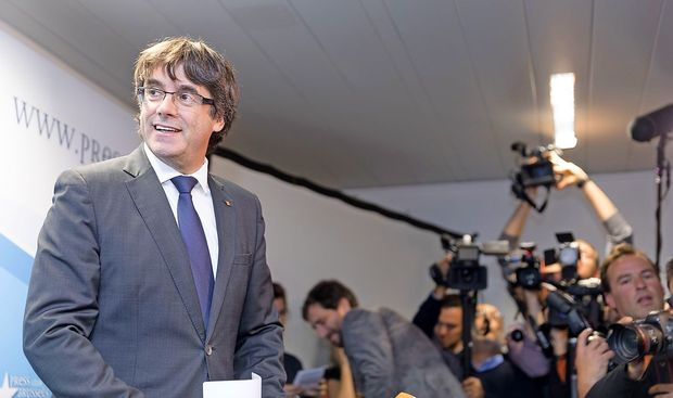 Nemško sodišče ugodilo zahtevi Španije za izročitev Puigdemonta