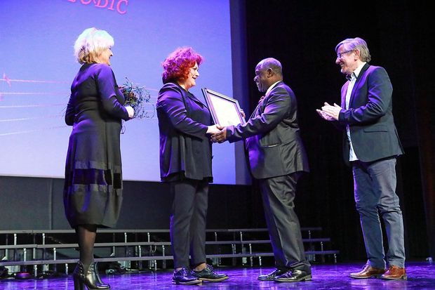 Tartinijeva nagrada slikarki Fulviji Zudič