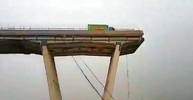 Na dan žalovanja v Genovi poročila o novih smrtnih žrtvah zrušenja viadukta
