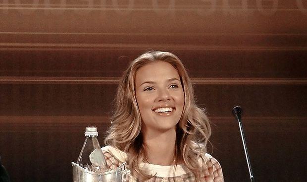 Scarlett Johansson 15 milijonov dolarjev za vlogo Črne vdove