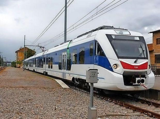Vlak med Trstom in Ljubljano od 9. septembra