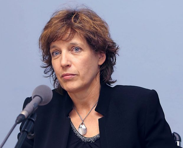 Elen Twrdy, članica Hrvaške akademije znanosti in umetnosti