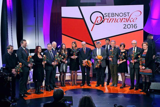 Osebnosti Primorske 2005-2016