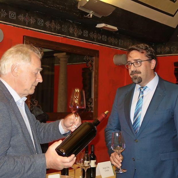 Županovo vino je barbera Petra Stegovca