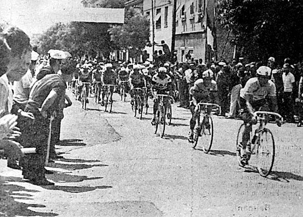 Tudi sloviti Giro je del zgodovine Nove Gorice