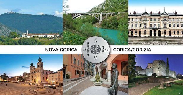 Skupna razglednica obeh Goric