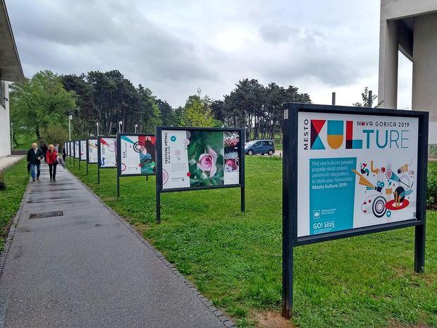 Nova Gorica bo festivalsko mesto