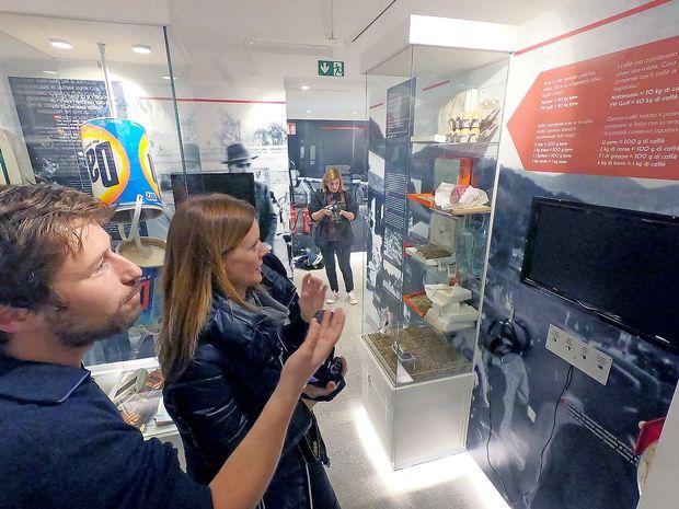 Kjer so bili cariniki, je zdaj muzej o njihovem delu