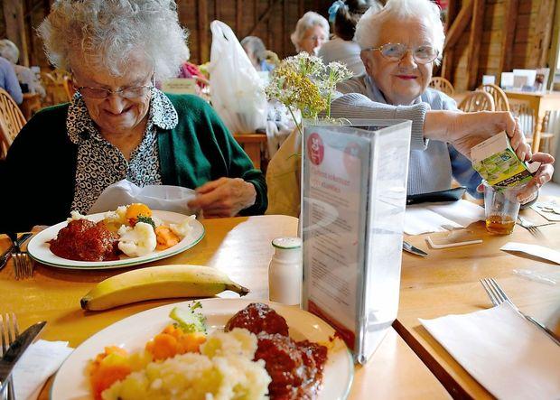 Storitve, ki starejšim olajšajo življenje