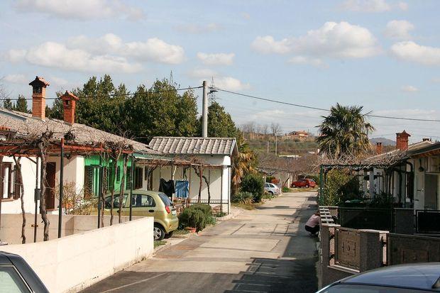 70 evrov za odkup kvadratnega metra vrta