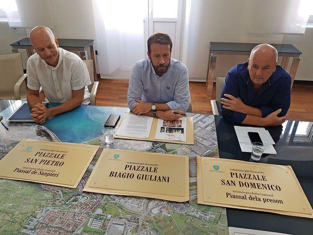 V Kopru nič več zadržkov za table s starimi imeni