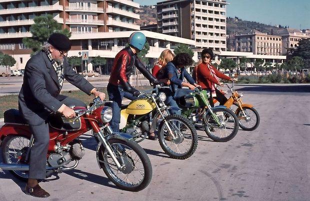 Tomos: Narejeno v Jugoslaviji