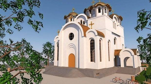 Donator je kupil zemljišče za pravoslavno cerkev