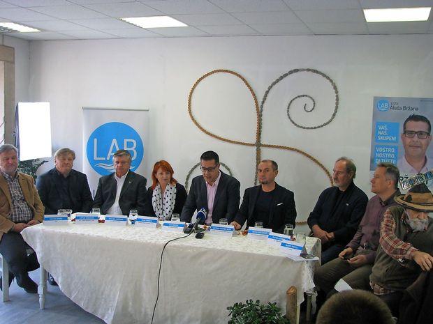 Bržanu podpora večine županskih kandidatov