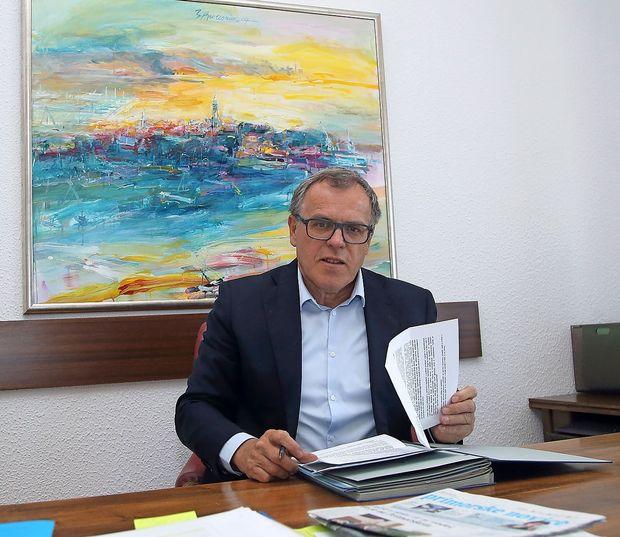 """Danilo Markočič: """"Veseli me, da nimam nobenega strica ali tete v ozadju"""""""