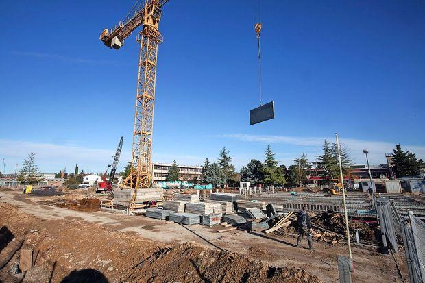 V Kopru gradijo že drugi Lidlov center