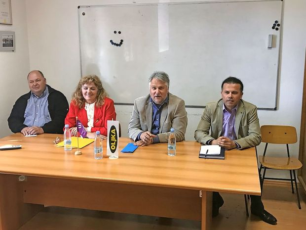 Za Oljko bodo kandidirali Valter Krmac, Mirja Gregorič in Ornelio Bernetič