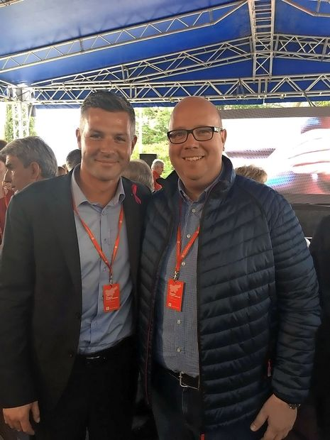 Aleksej Skok kandidira za župana