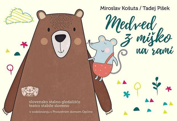 Poezije Miroslava Košute v dramski preobleki