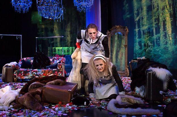 Gledališče krutosti na koprskem odru